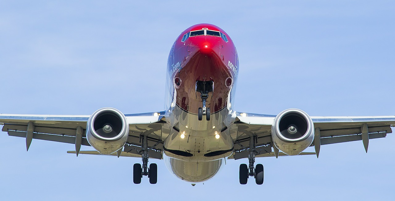 Norwegians direktflyg från Spanien till USA